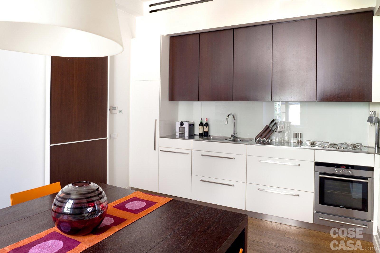 70 mq casa con veranda cose di casa - Cucina in casa ...