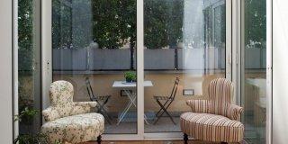 70 mq: casa con veranda