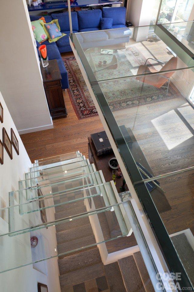 70 mq casa con veranda cose di casa for Piccole planimetrie della casa con soppalco