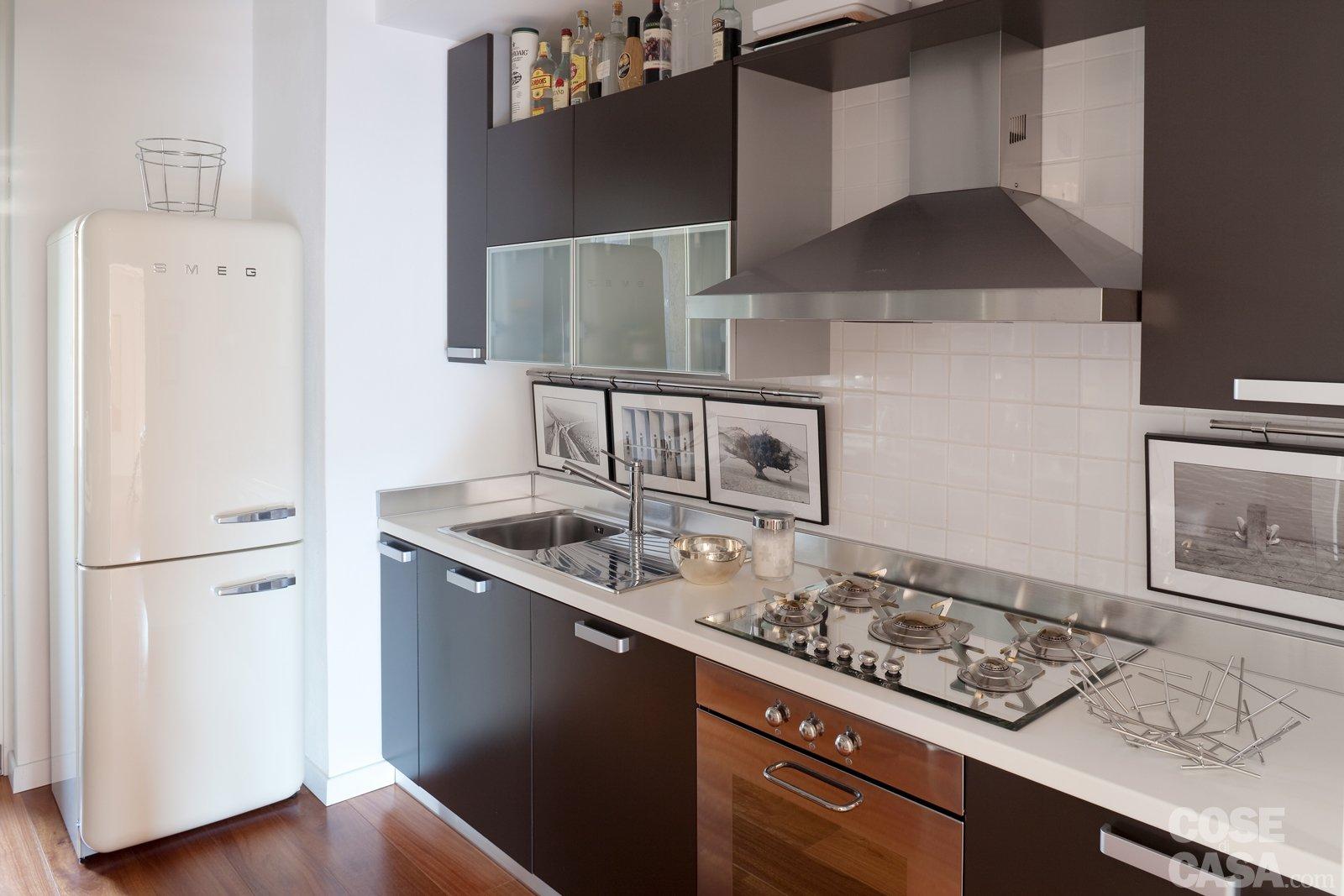 Come rivestire una cucina vecchia : come arredare cucina soggiorno ...