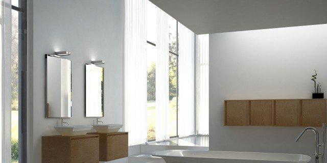 Bagno piccolo arredo componibile e salvaspazio cose di casa for Arredo bagno componibile