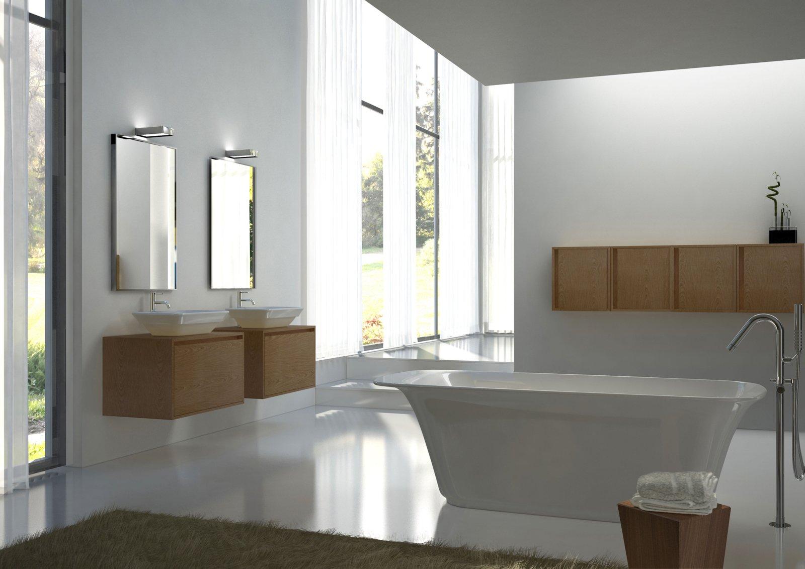 Bagno piccolo arredo componibile e salvaspazio cose di casa for Piccoli piani di casa francese