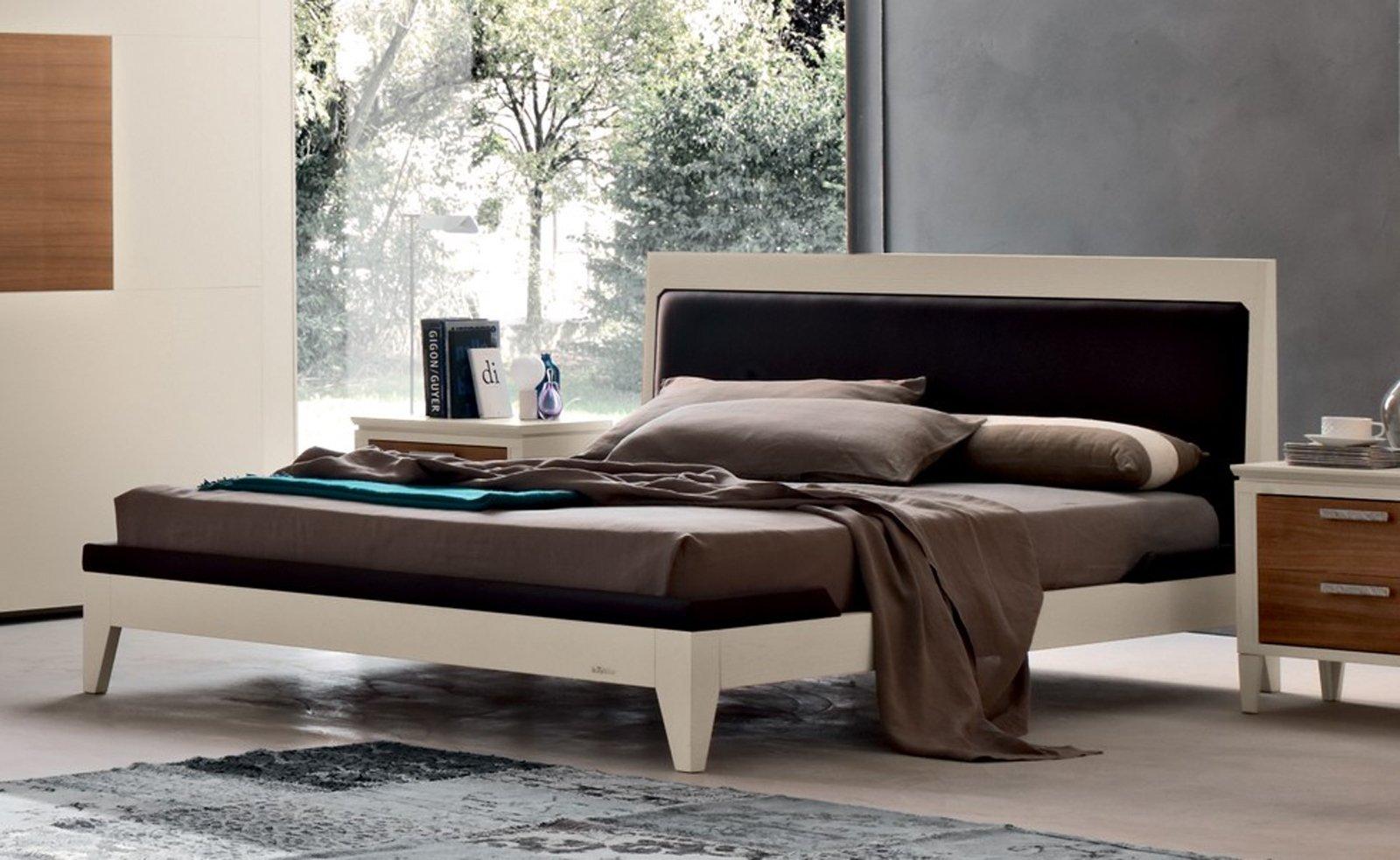 Letti e armadi di piccole dimensioni perfettamente funzionali cose di casa - Camere da letto le fablier ...