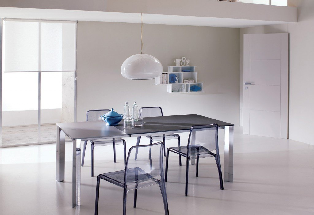 Tavoli e sedie per cucina o soggiorno cose di casa for Tavolo con sedie da cucina