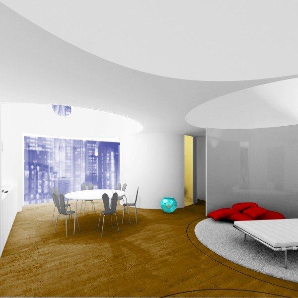 Pareti mobili per definire gli ambienti - Cose di Casa