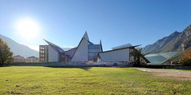 Renzo Piano e il Muse a Trento, nuovo museo green delle scienze