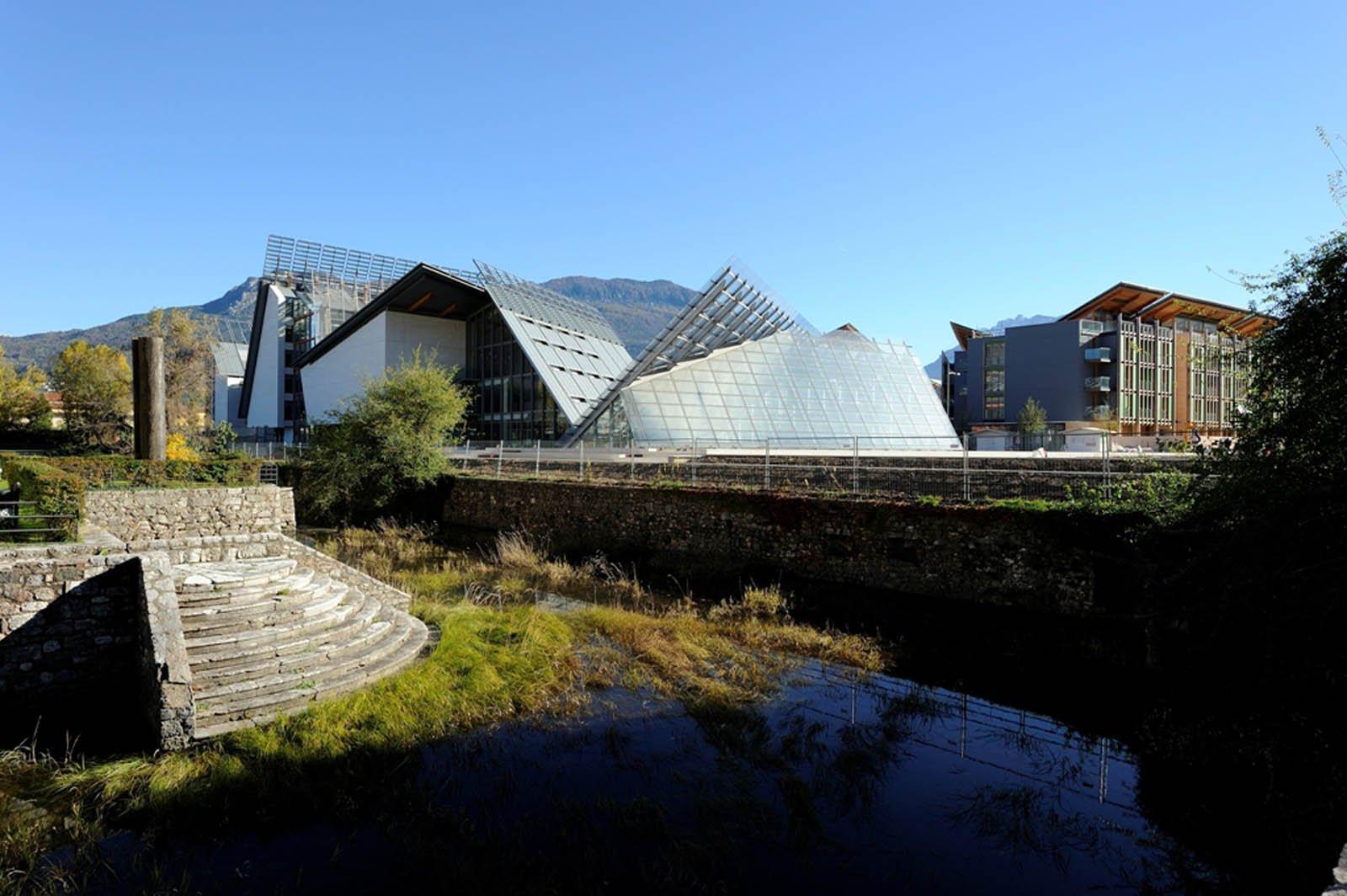 Renzo piano e il muse a trento nuovo museo green delle for Premiato piano casa artigiano