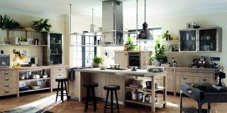 Cucina Scavolini con Diesel: soluzioni di design per un'atmosfera vintage