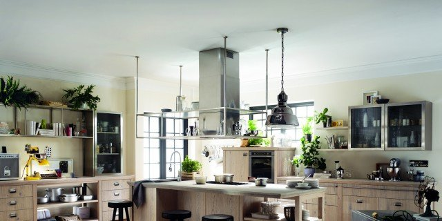 Cucina Scavolini con Diesel: soluzioni di design per un\'atmosfera ...