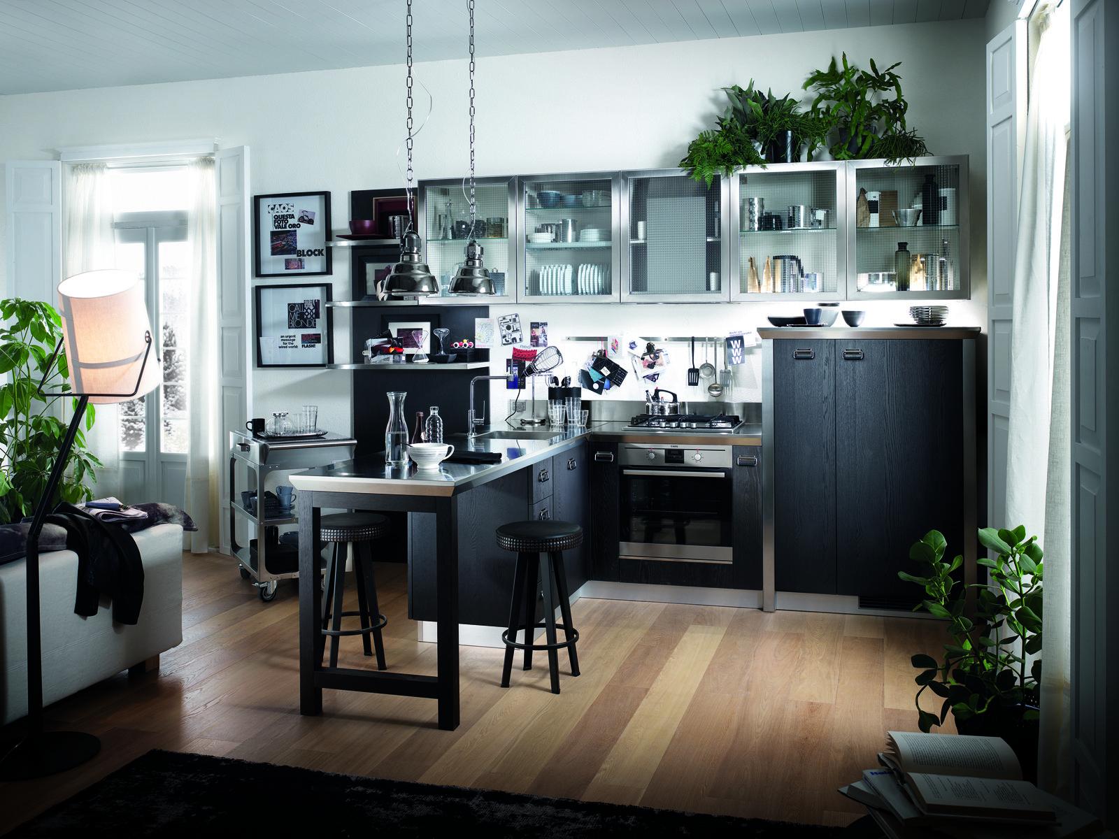 Cucina scavolini con diesel soluzioni di design per un - Cucina diesel scavolini ...