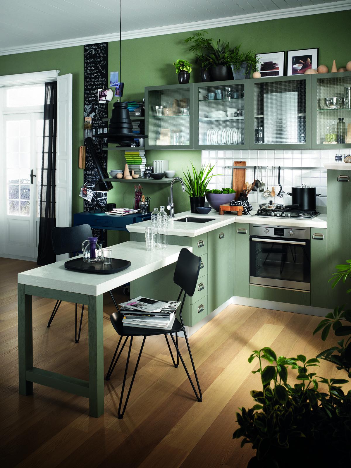 Cucina scavolini con diesel soluzioni di design per un atmosfera vintage cose di casa - Cucina diesel scavolini ...