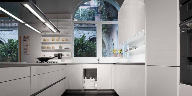 Spostare scarico acqua cucina cose di casa - Scarico lavello cucina ...