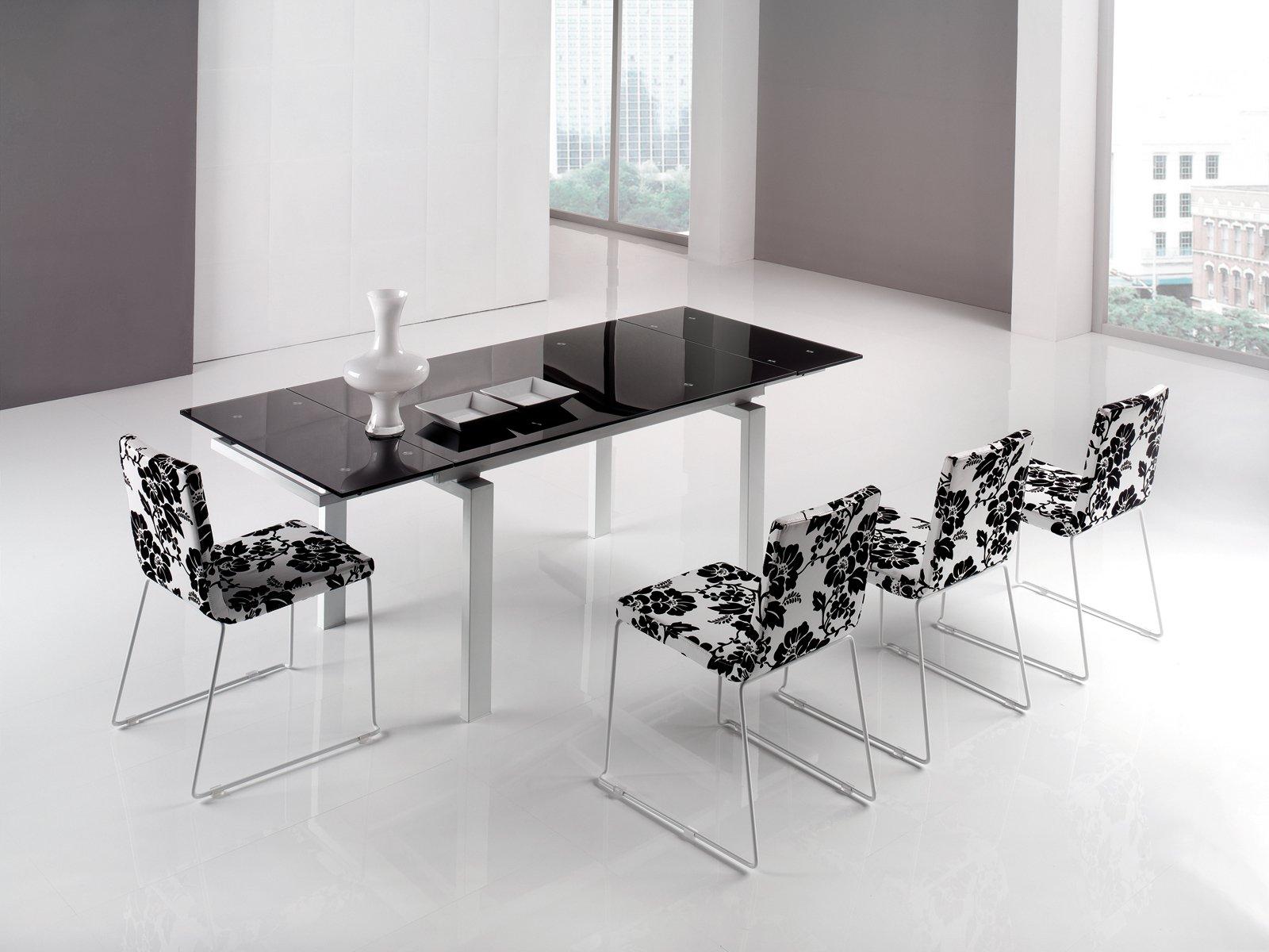 Planet Di Target Point è Allungabile Grazie Alle Prolunghe Laterali  #5A6D71 1600 1200 Sedie Per Tavolo Da Pranzo Ikea