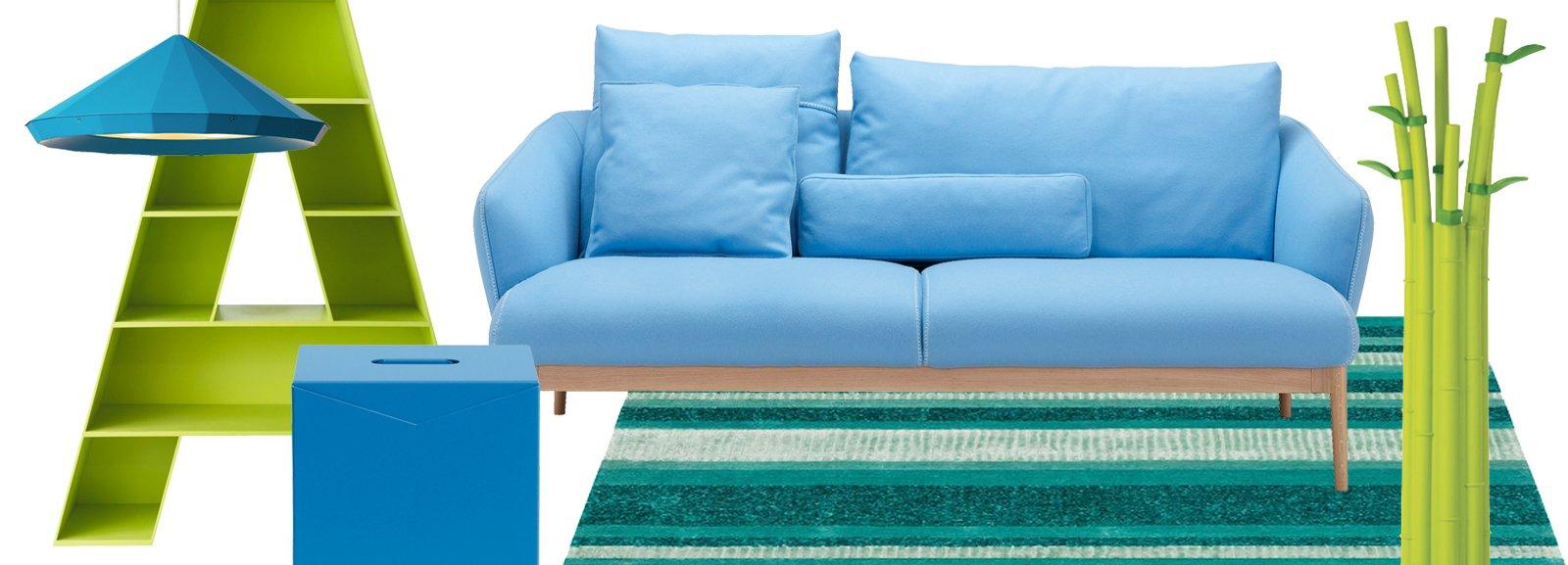 Tappeti Soggiorno Leroy Merlin: Arredamento casa 2016, arredo con mobili e ac...