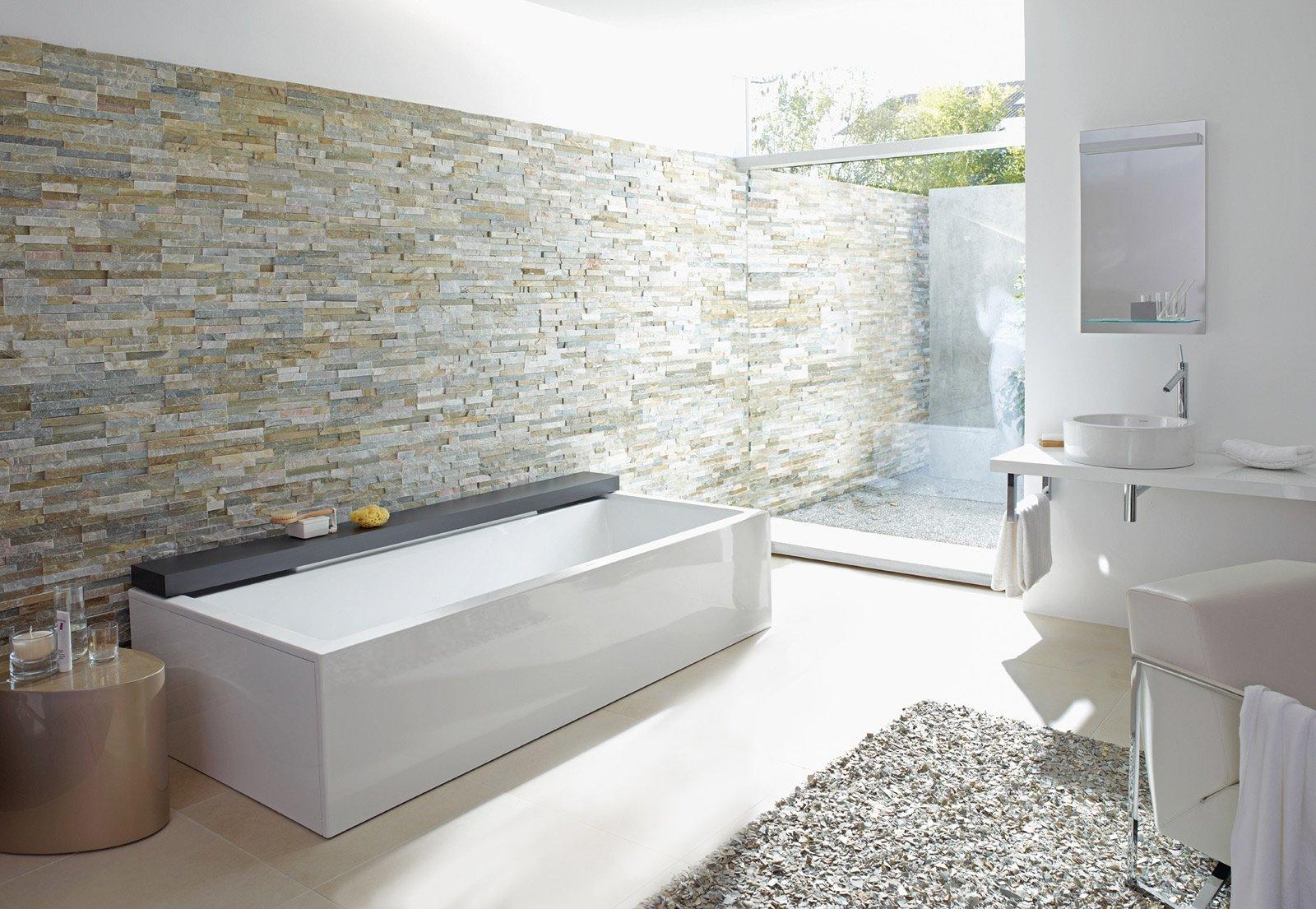 Bagno come attrezzarlo per il tuo benessere cose di casa - Rubinetteria a cascata bagno ...