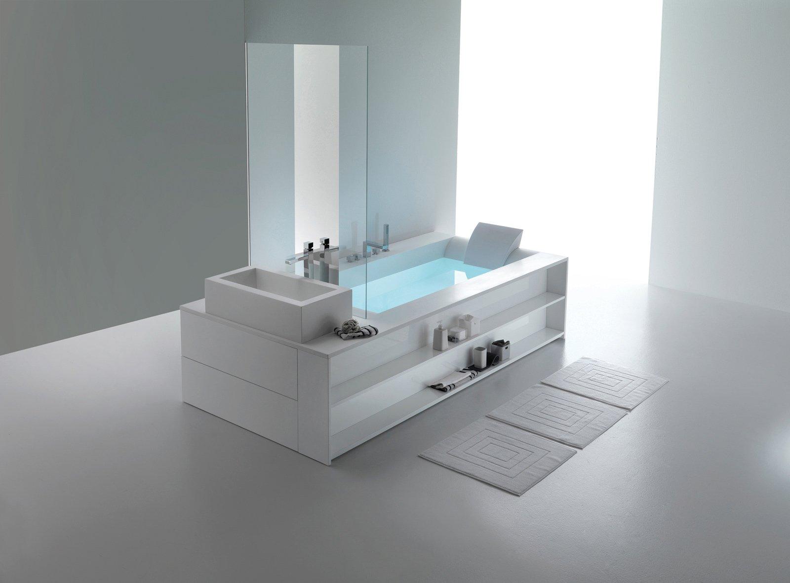 Bagno come attrezzarlo per il tuo benessere cose di casa - La migliore rubinetteria da bagno ...