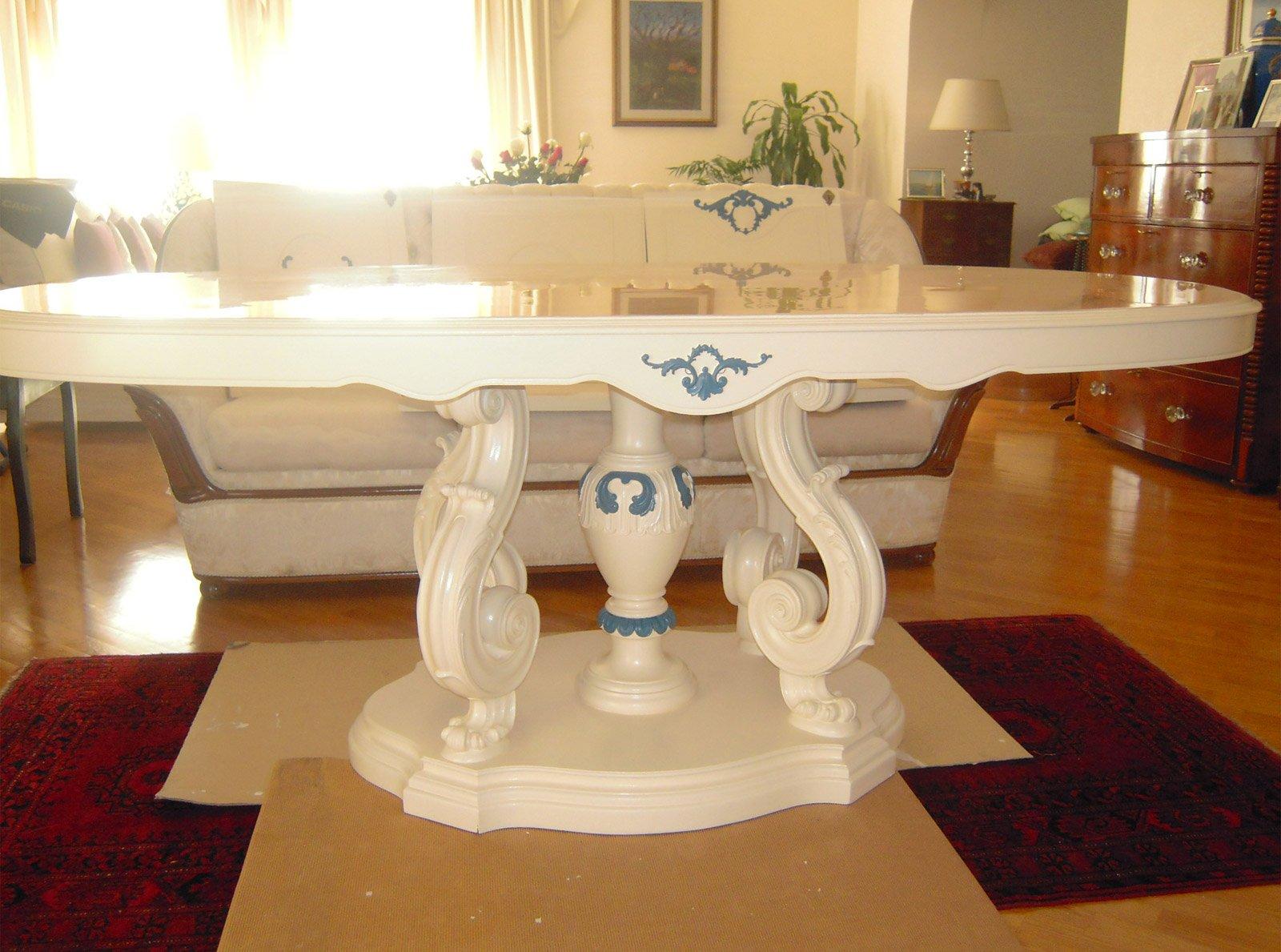 Nuovo smalto a vecchi mobili   cose di casa