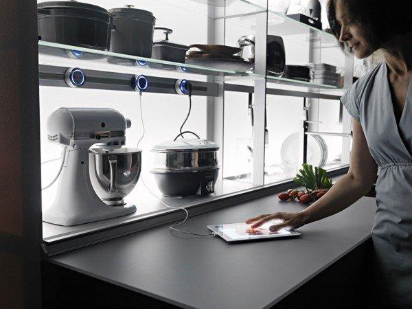 Cucina: la comodità dipende anche dallinterno - Cose di Casa