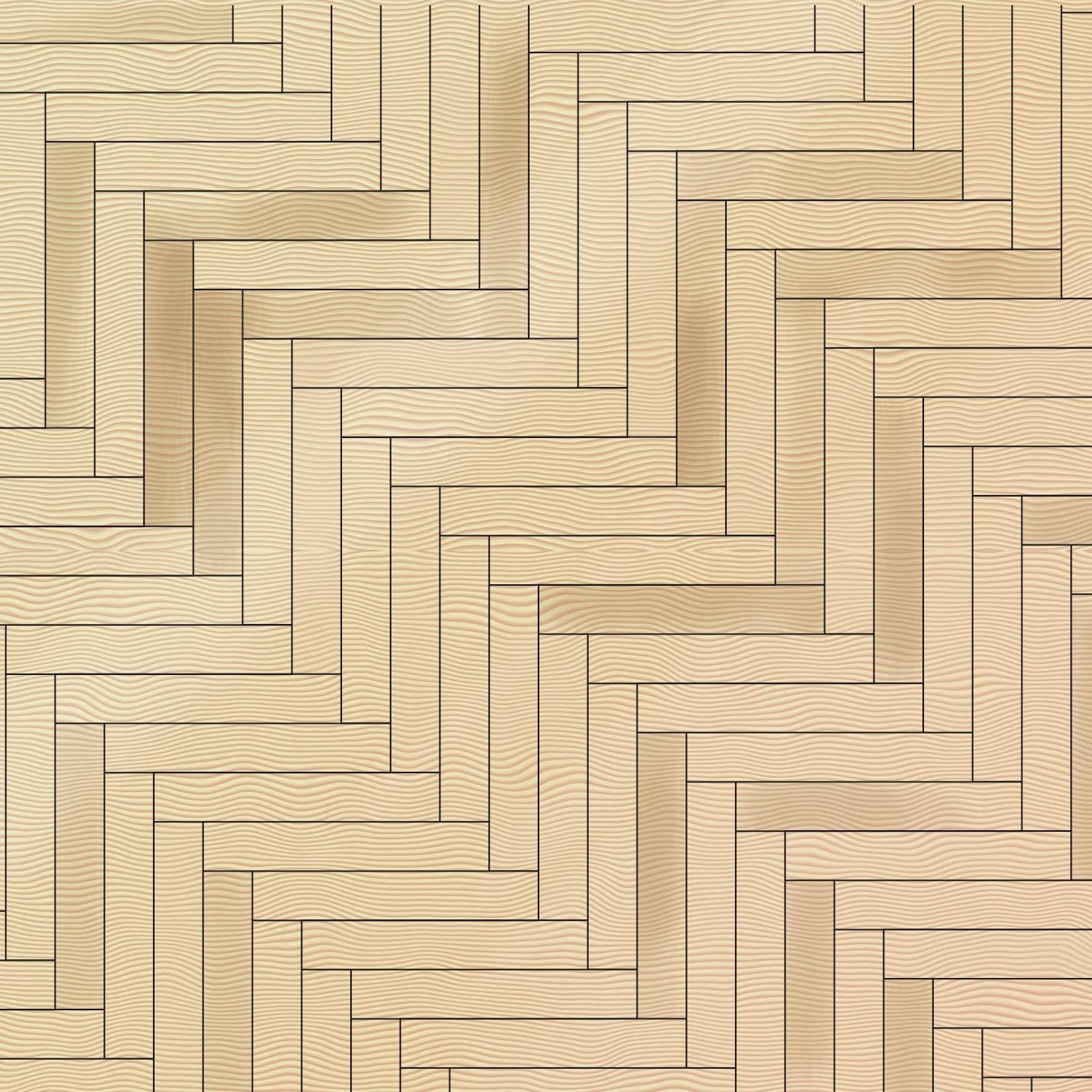 Posa Parquet Orizzontale O Verticale parquet: geometrie e tipi di posa - cose di casa
