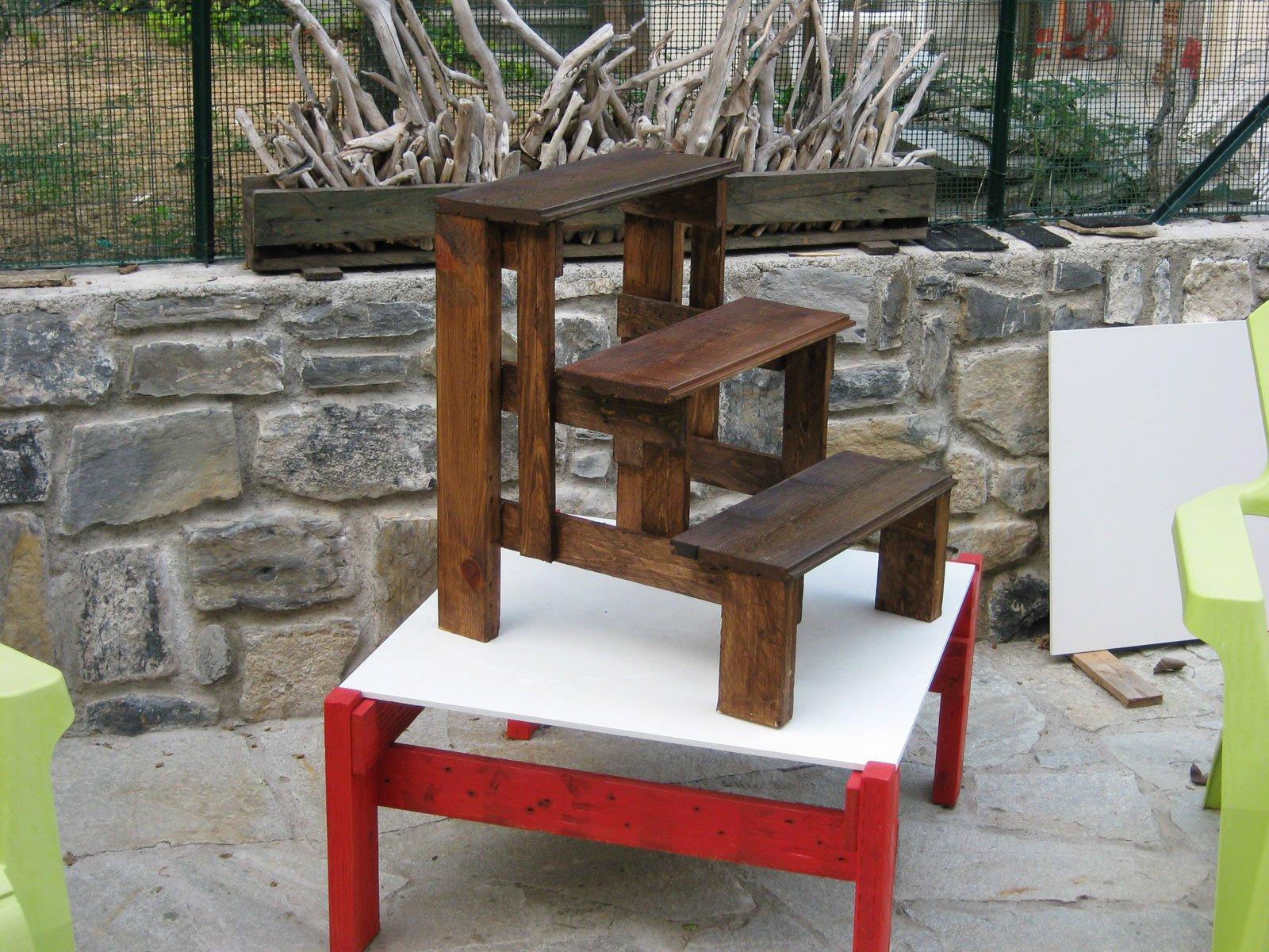 Legno Idee Fai Da Te legno e ceramica di recupero: idee d'arredo fai da te - cose