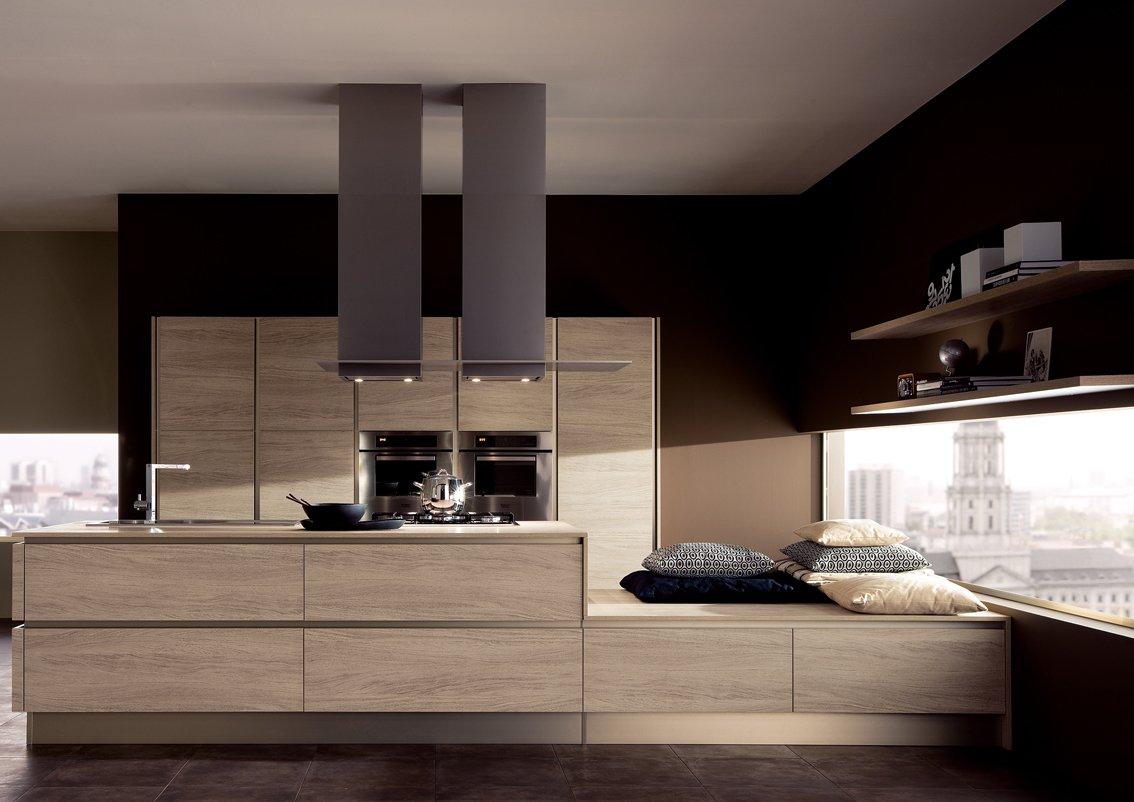 Cucine Moderne In Legno Massello. Arredo Cucina Moderna Su Misura ...