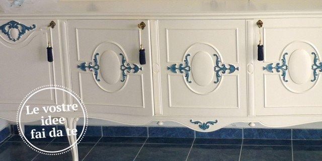 Nuovo smalto a vecchi mobili cose di casa for Vecchi piani di casa artigiano