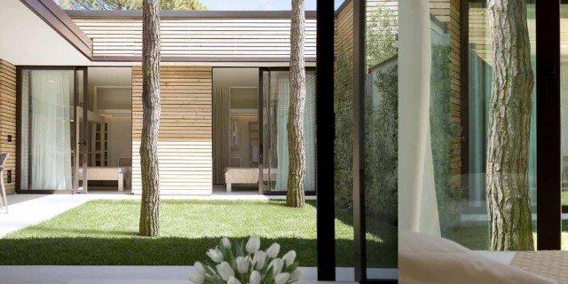 Camping Villa Marina: le case a contatto con la natura di Matteo Thun & Partners