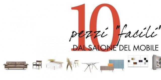 "Tendenze 2013: 10 pezzi ""facili"""