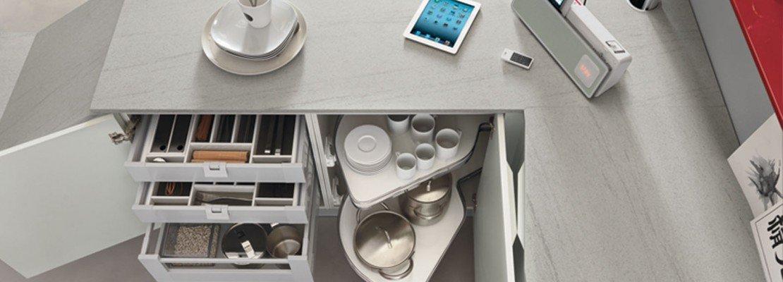 Cucina: la comodità dipende anche dall'interno   cose di casa