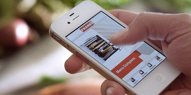 Un'app per cucinare a distanza