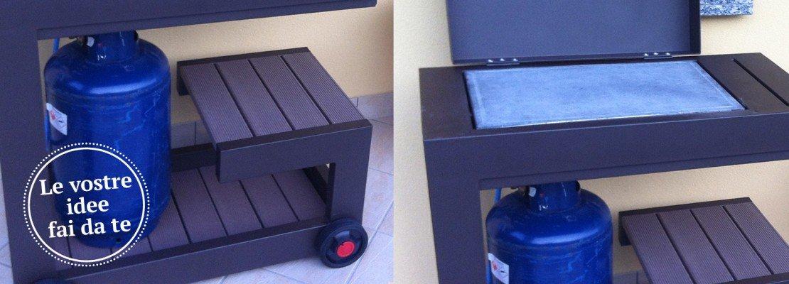 Come costruire un barbecue cose di casa for Costruire un layout di casa
