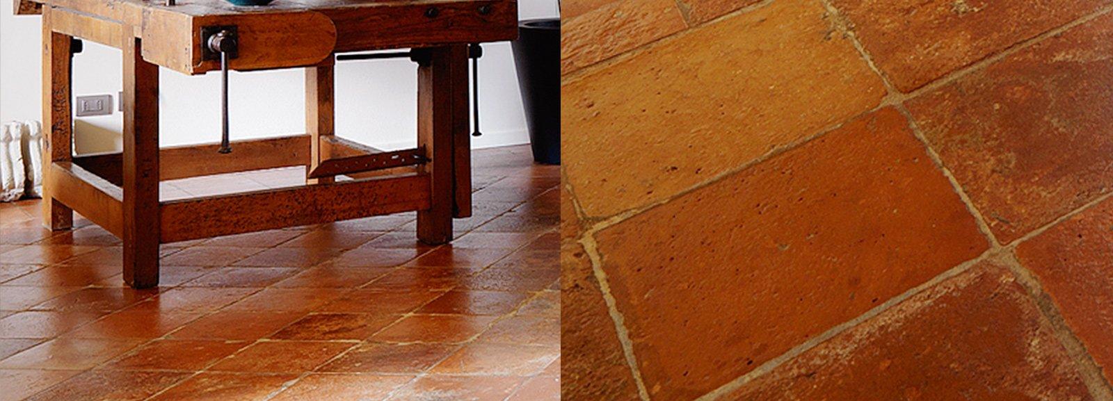 Prodotti Per Pulire Cotto Esterno pavimento in cotto, fascino senza tempo: lavaggio, prodotti