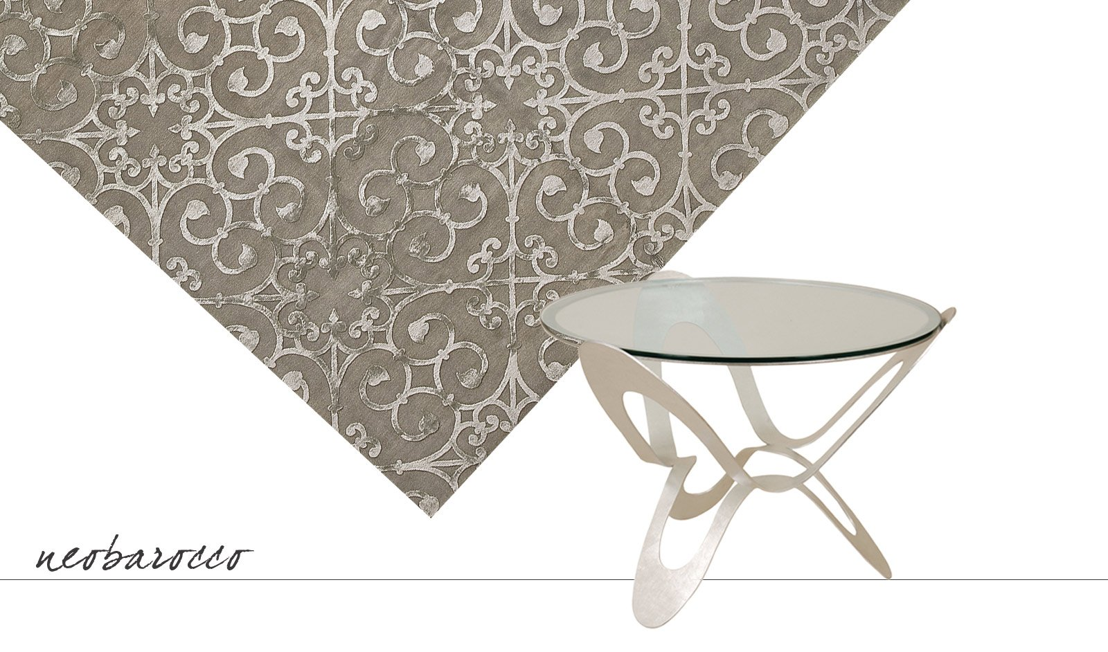 Tavolino e tappeto abbinamenti per stile e colori cose - Tappeti x salotto ...