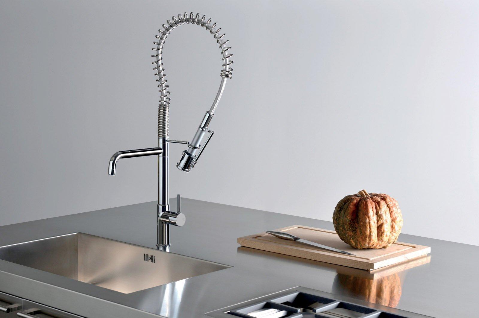 rubinetti per il lavello. con una marcia in più - cose di casa - Rubinetti Per Lavello Cucina