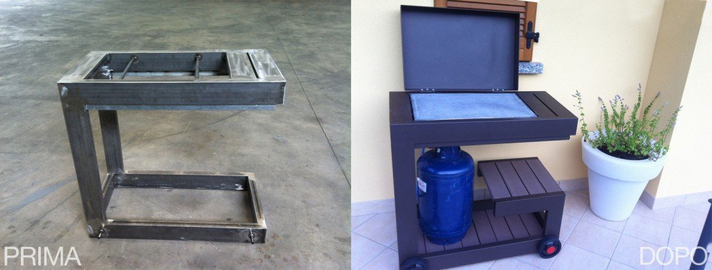 Come costruire un barbecue cose di casa - Costruire case in pietra ...