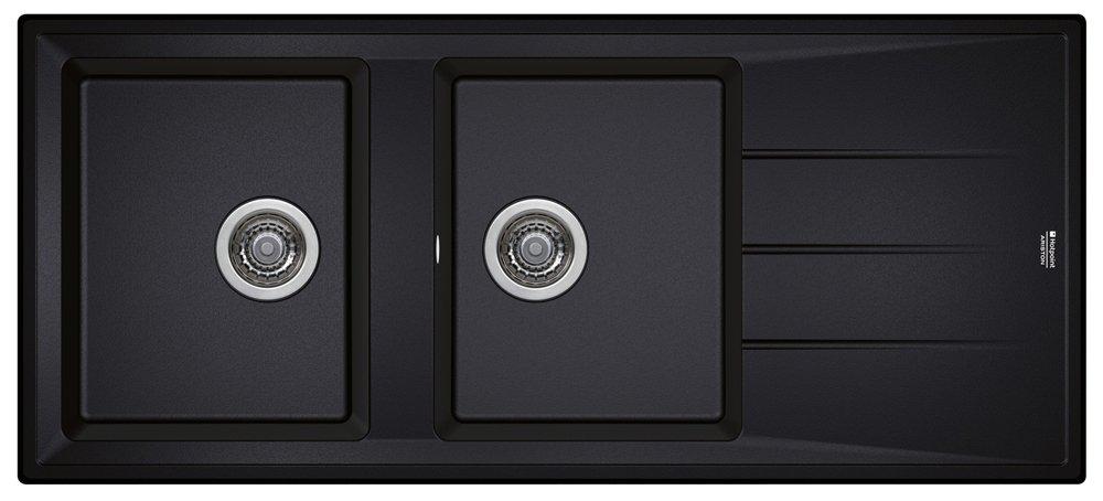 Lavelli per la cucina non solo acciaio cose di casa - Dimensioni lavandini cucina ...