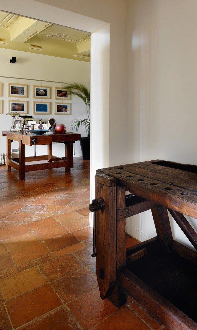 Pavimento in cotto fascino senza tempo cose di casa for Pavimento cotto arredamento moderno