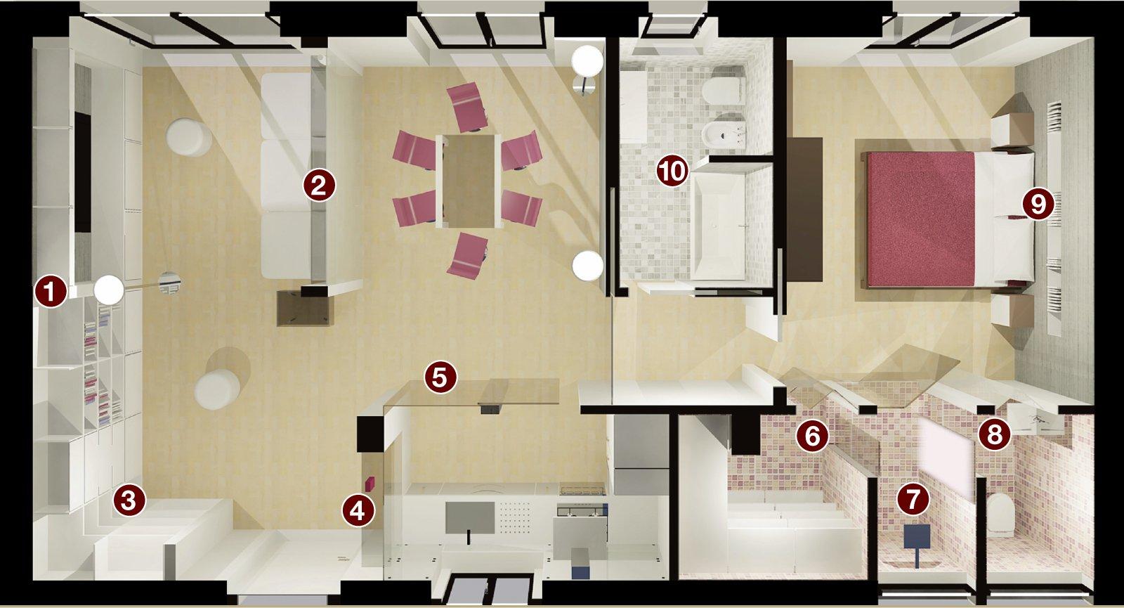 Come Arredare Una Sala Da Pranzo Idee Per I Mobili E La Decorazione  #6E332E 1600 865 Come Arredare Una Sala Da Pranzo
