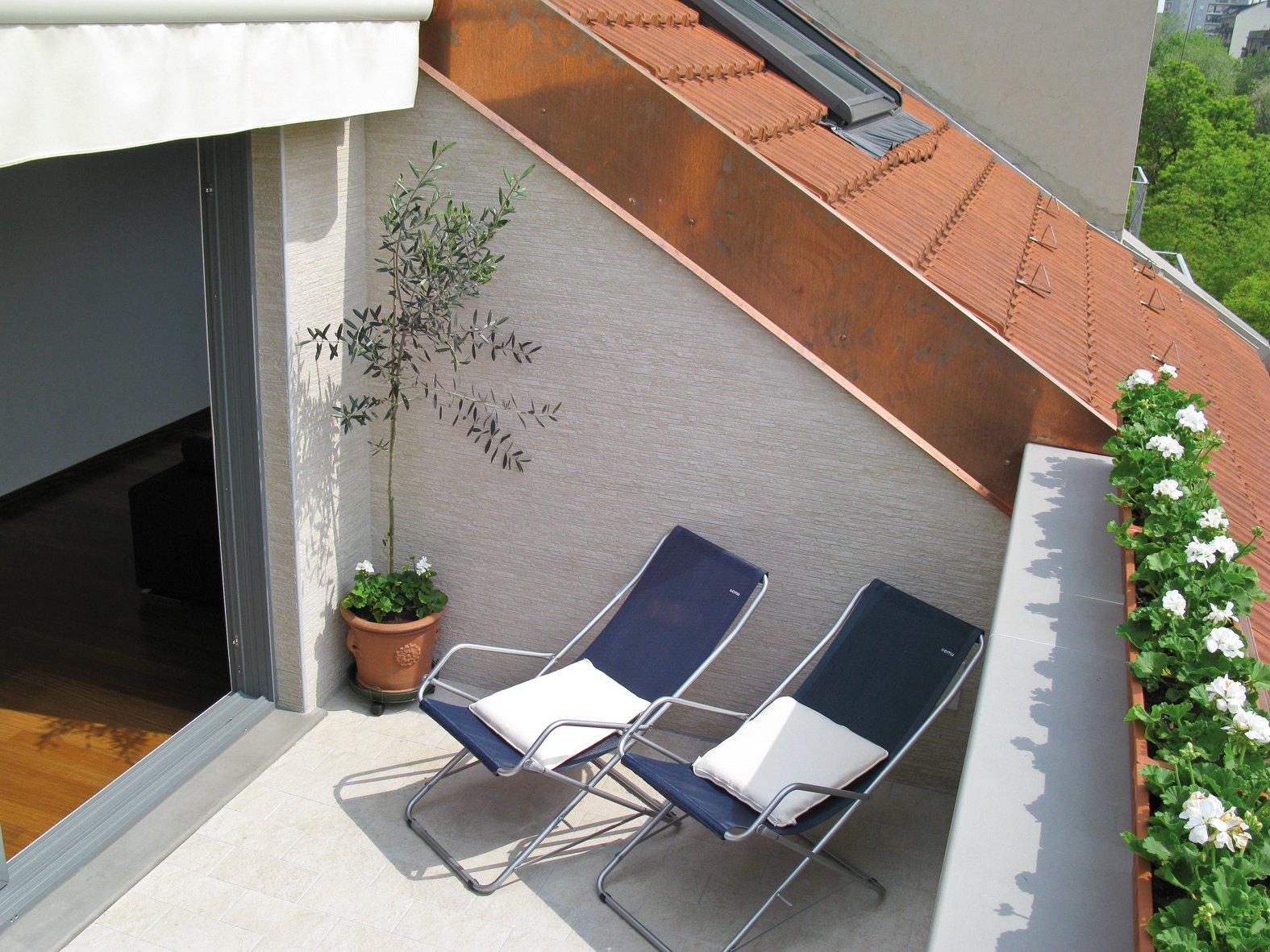 Tende Da Sole Tetto Spiovente costruire un balcone nel tetto. come fare, normativa casa