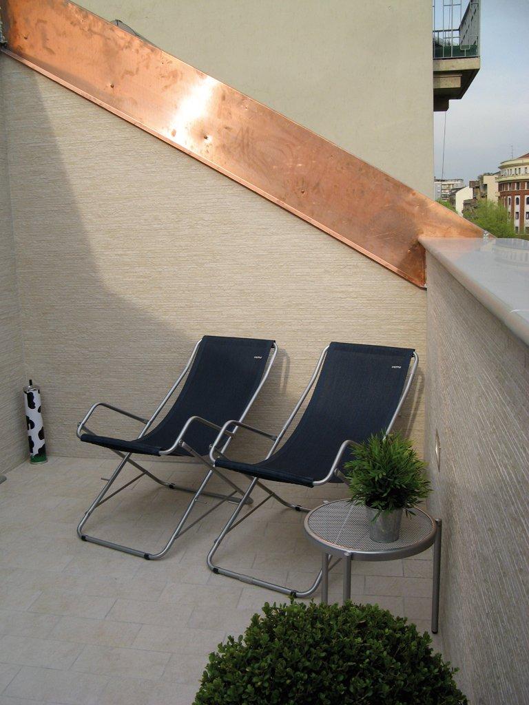 Costruire un balcone nel tetto cose di casa for Costruire un nuovo costo di casa