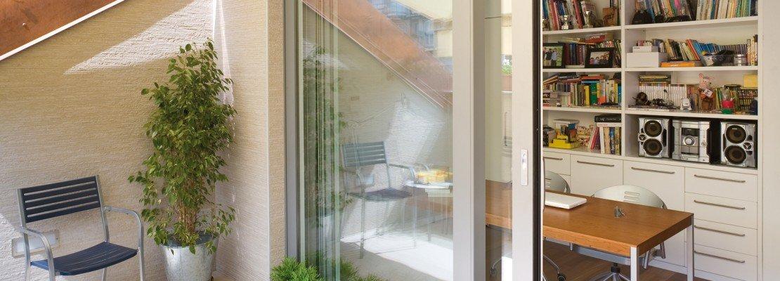 Costruire un balcone nel tetto cose di casa - Finestra balcone ...