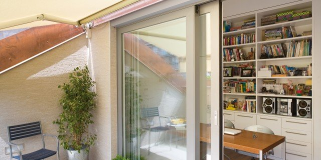 Costruire un balcone nel tetto - Cose di Casa