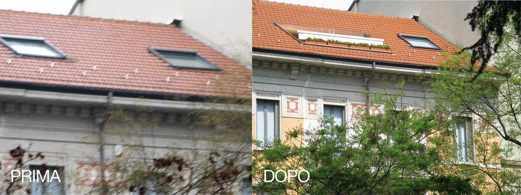 Costruire un balcone nel tetto cose di casa for Piani di casa moderni con costi da costruire