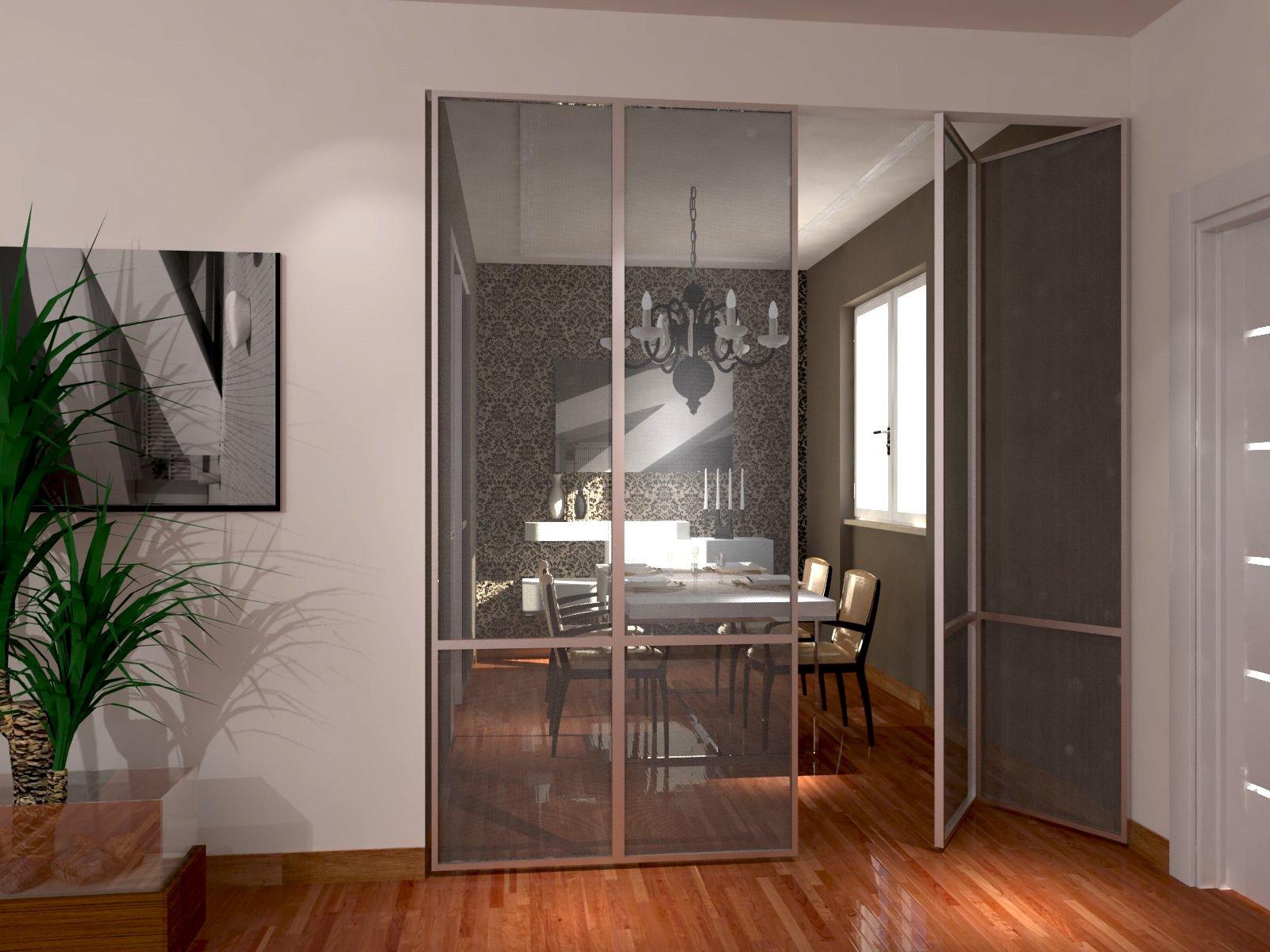 Progetto: Architetto Stefano Gatti – Bellagio Como – Stefano@  #A44B27 1600 1200 Come Dividere Sala Da Pranzo E Salotto