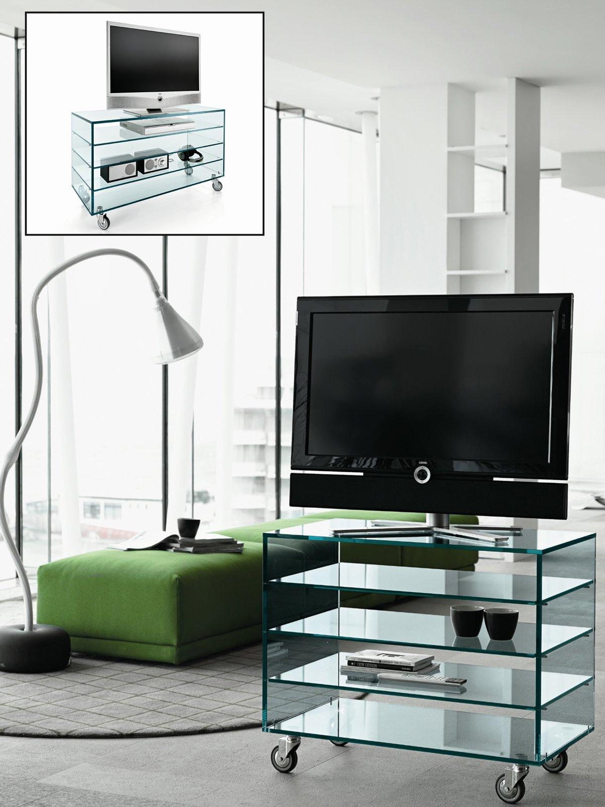 Mobili portatv cose di casa - Mobile porta tv girevole design ...