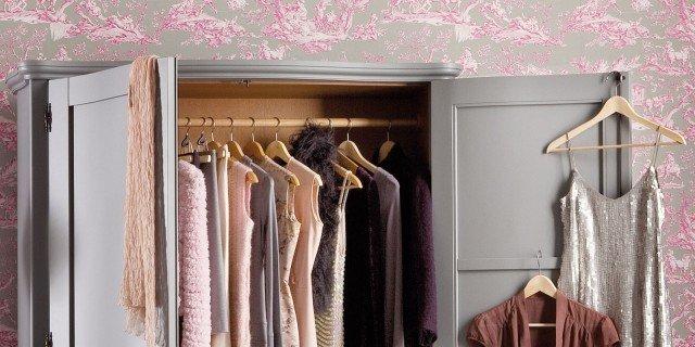 Camera: uno spazio personalizzato per il guardaroba