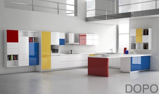Best Rinnovare Ante Cucina Contemporary - bakeroffroad.us ...