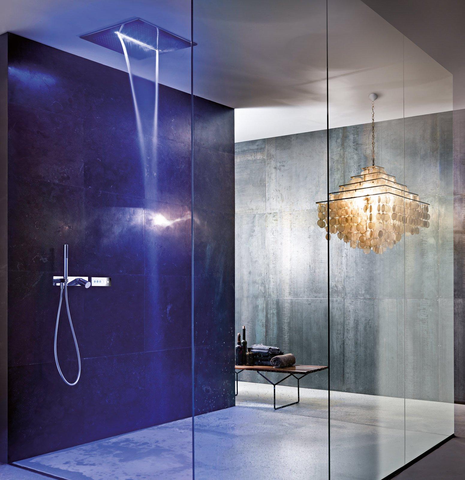 Rubinetteria soffioni per la doccia cose di casa - Soffione doccia a soffitto ...