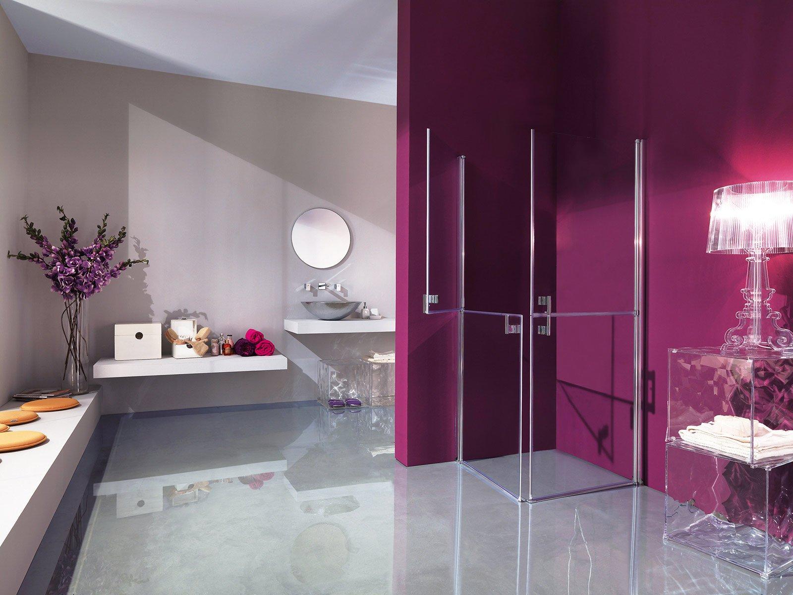 Scegliere il box doccia cose di casa - Salle de douche dans chambre ...