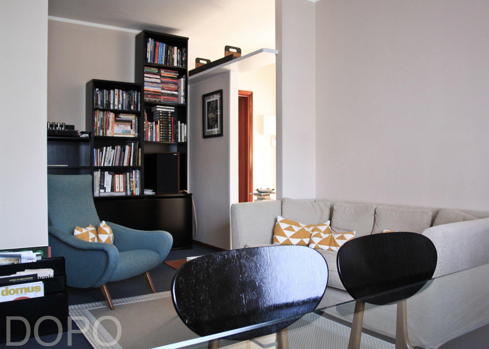 Relooking per soggiorno e camera cose di casa - Camera soggiorno ...
